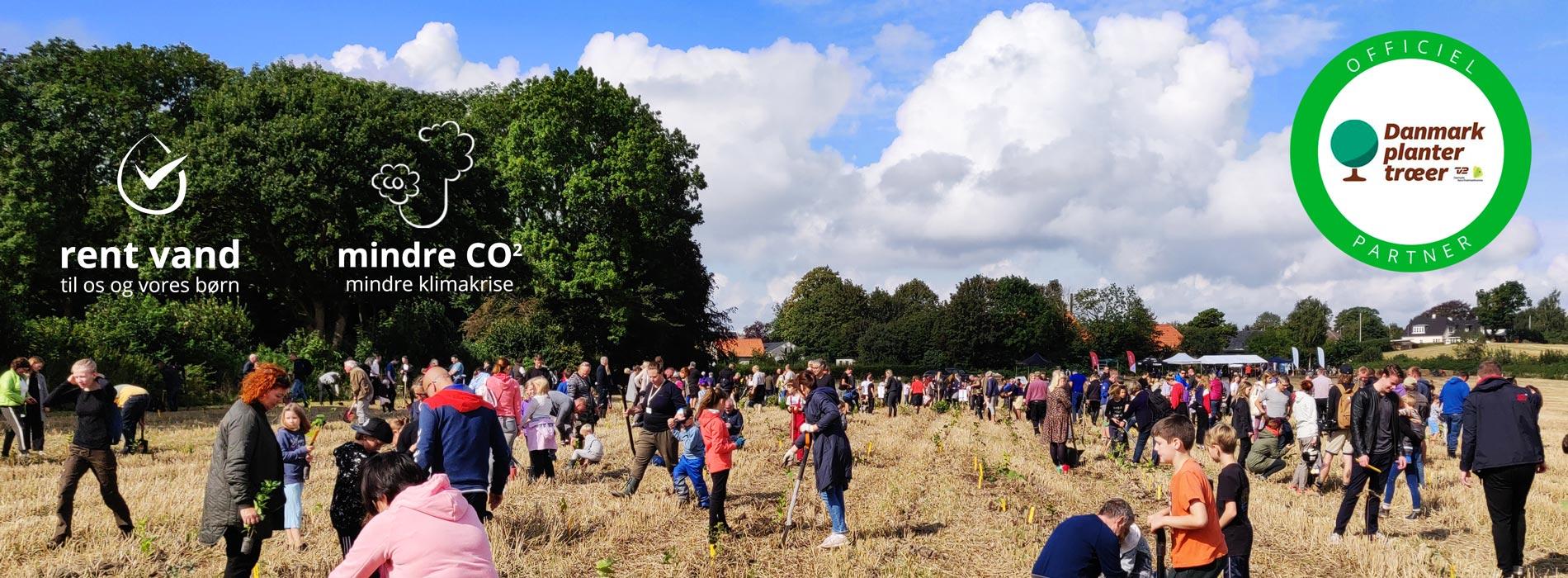 I dette forår får Danmark 25 nye Folkeskove